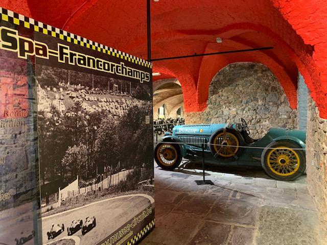 Stavelot, Museo de Spa-Francorchamps